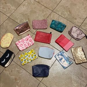 Lot of 14 Ipsy bags